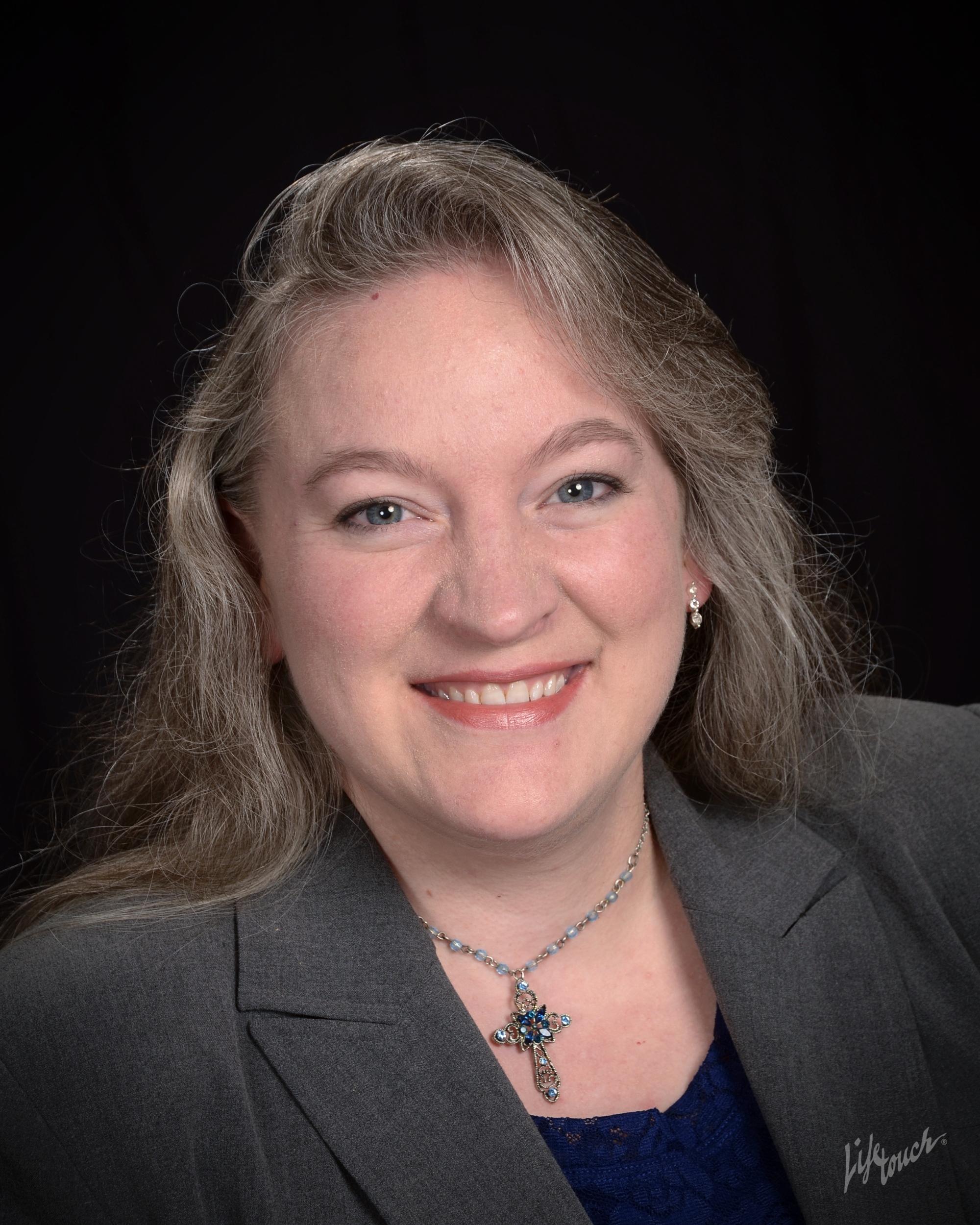 Debbie Daugherty - Church Secretary