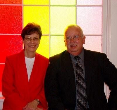 Rev. Jeff Burke, Director of Community Ministries & the Kathy J. Strange ANSWER Center