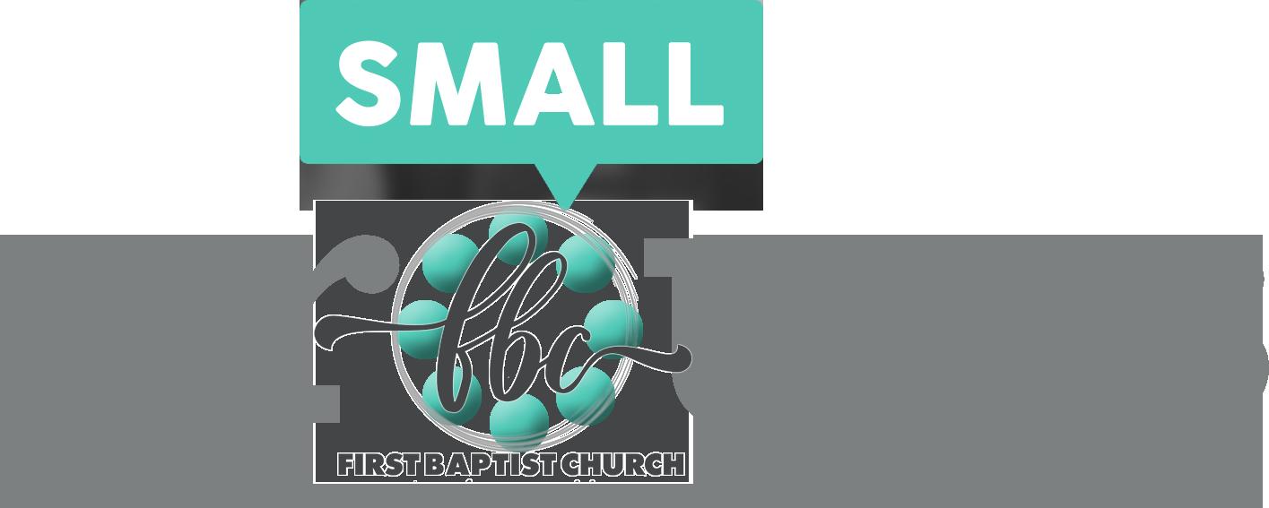Small groups logo original