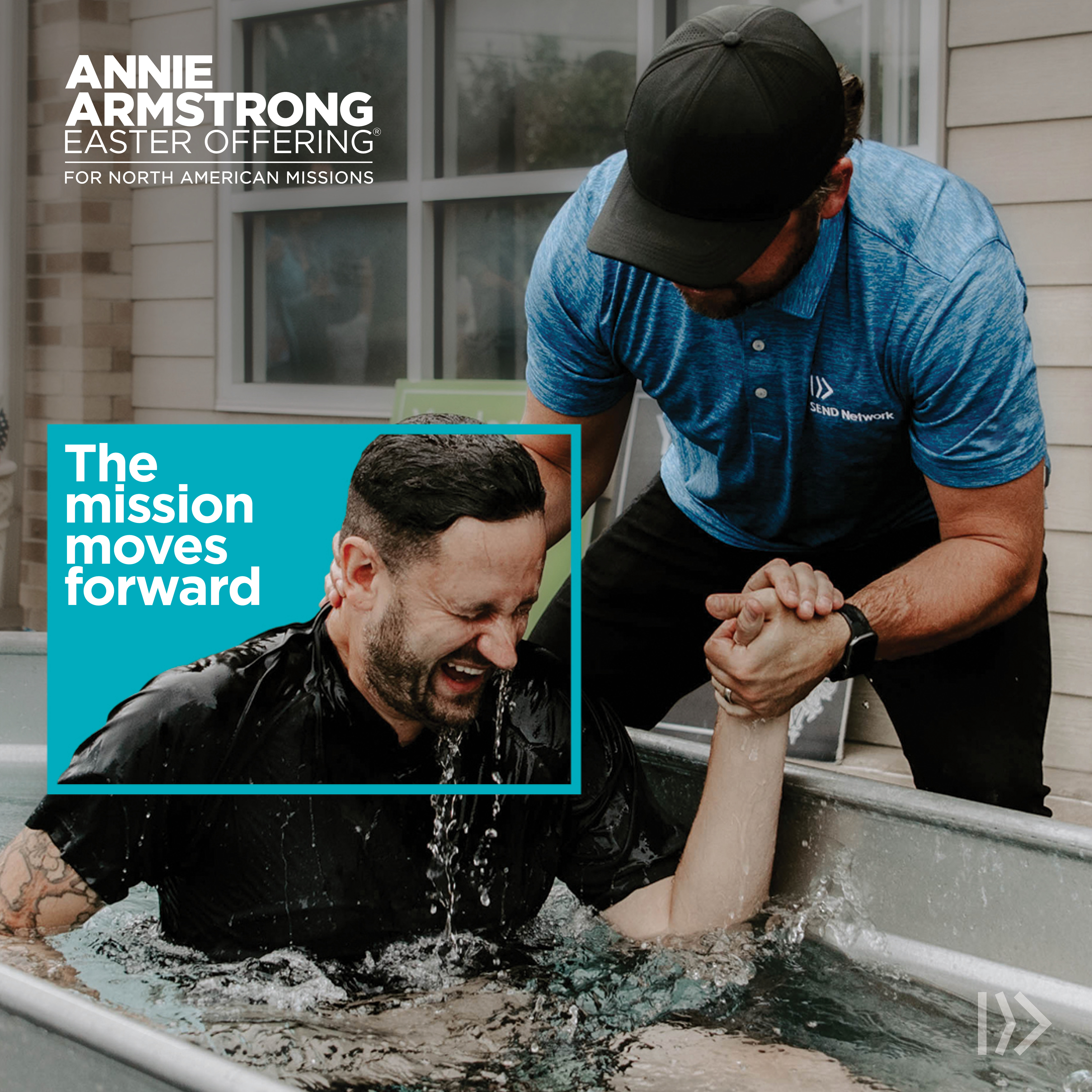 Week of Prayer for North American Mission /Annie Armstrong Easter Offering