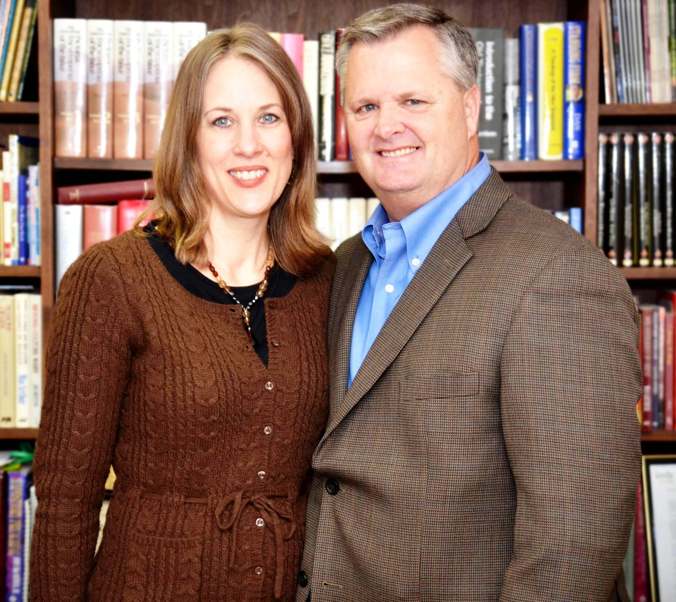 Pastor Daniel McCrosky