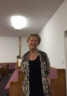 Director of Hospitality: Judy Champion