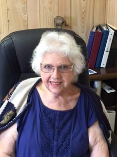 Admin. Volunteer: Louise Brewer