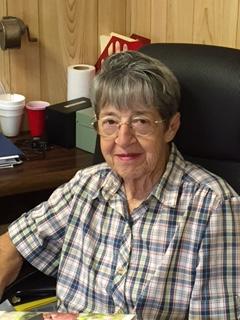 Director of Senior Ministries - Edith Varnadore