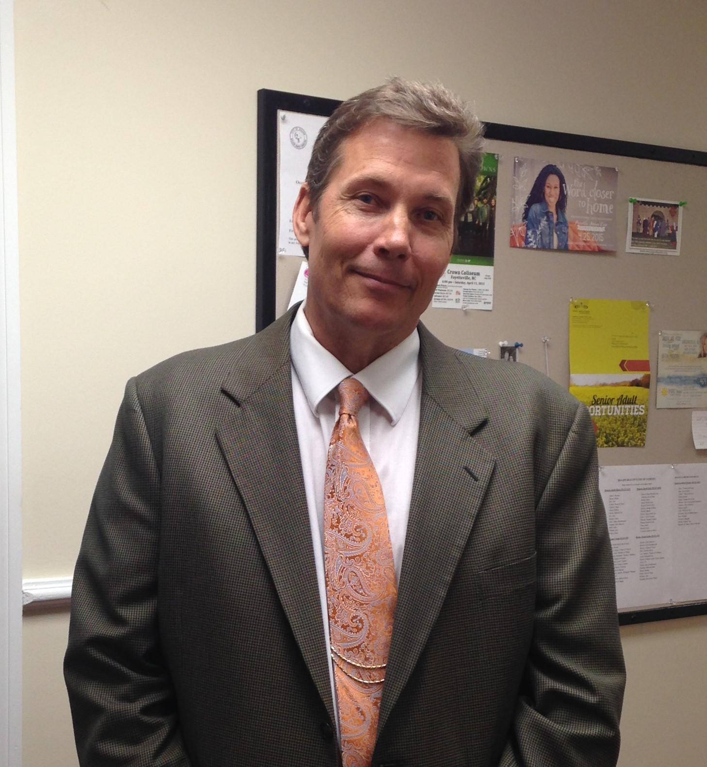 Pastor Steve Strickland