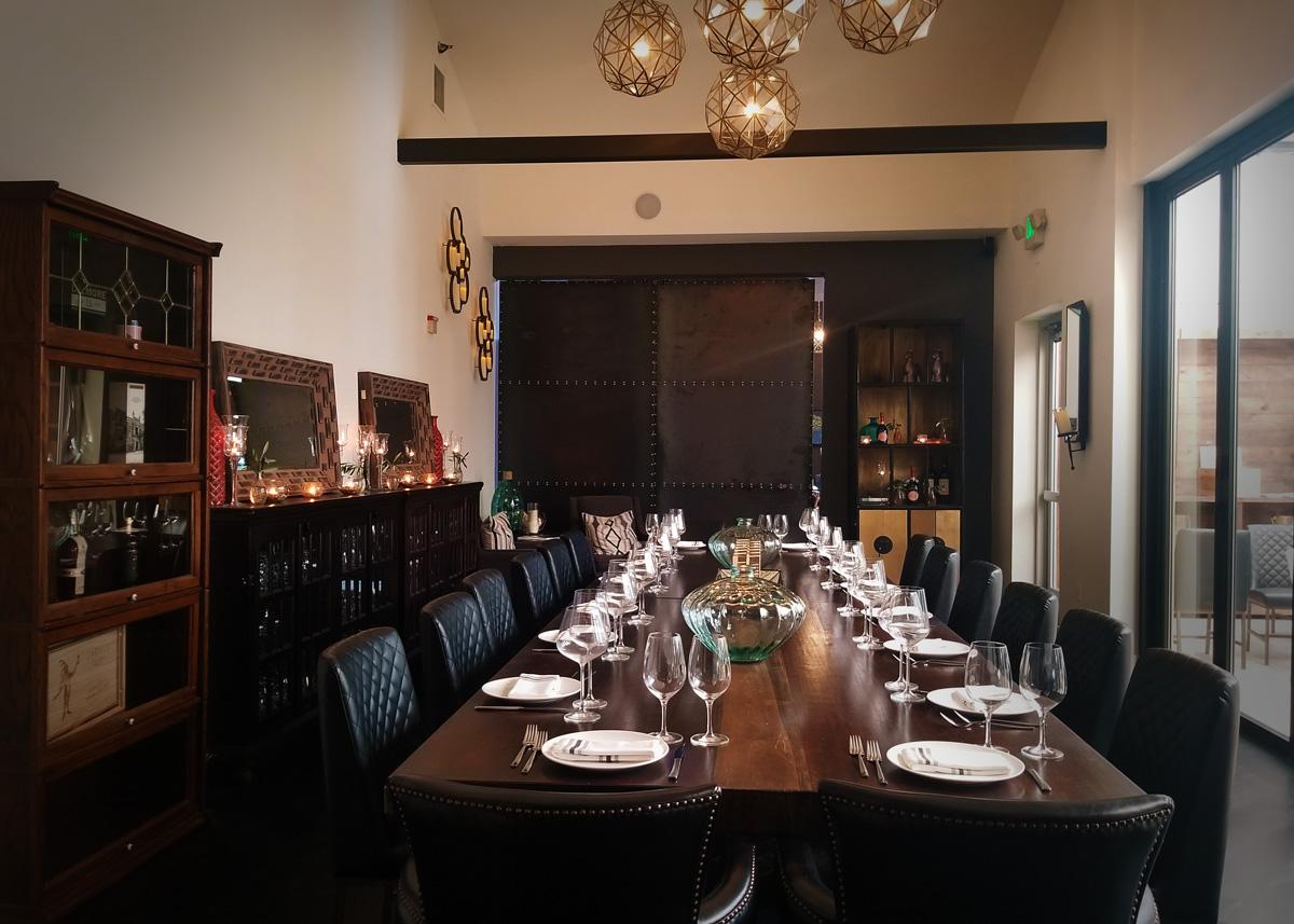 Twenty Eight Chef Dining Room