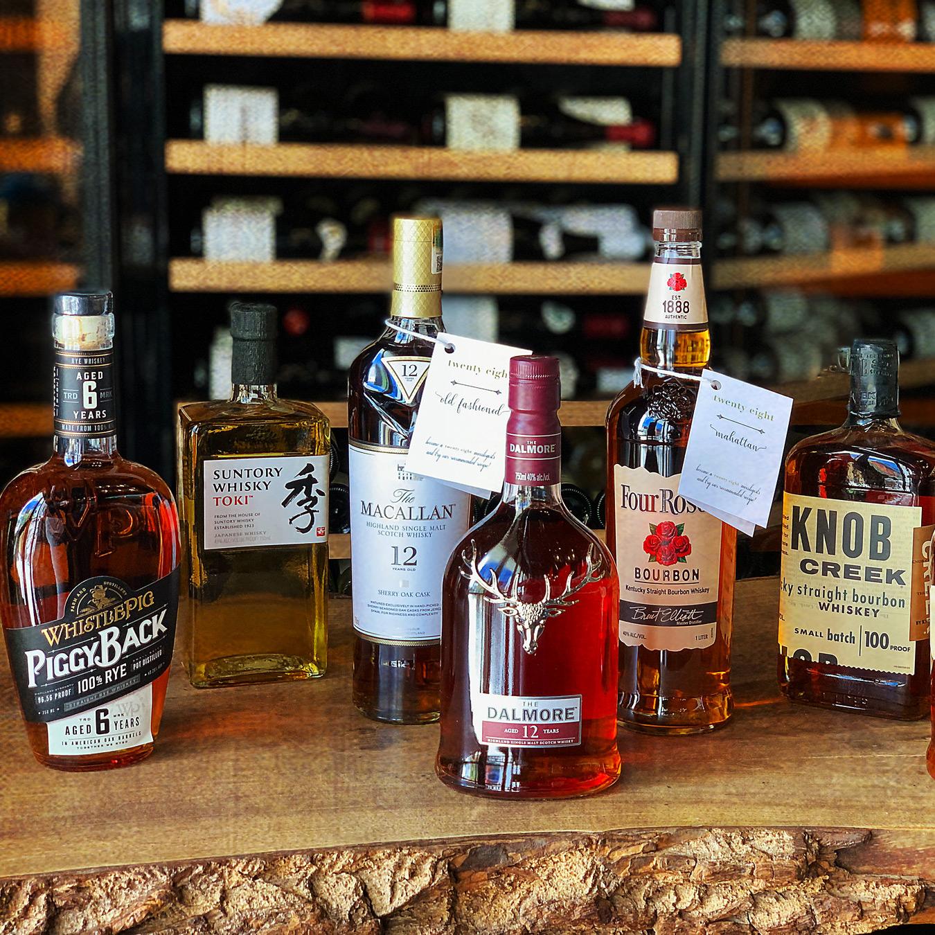 Twenty Eight Whiskey Bar