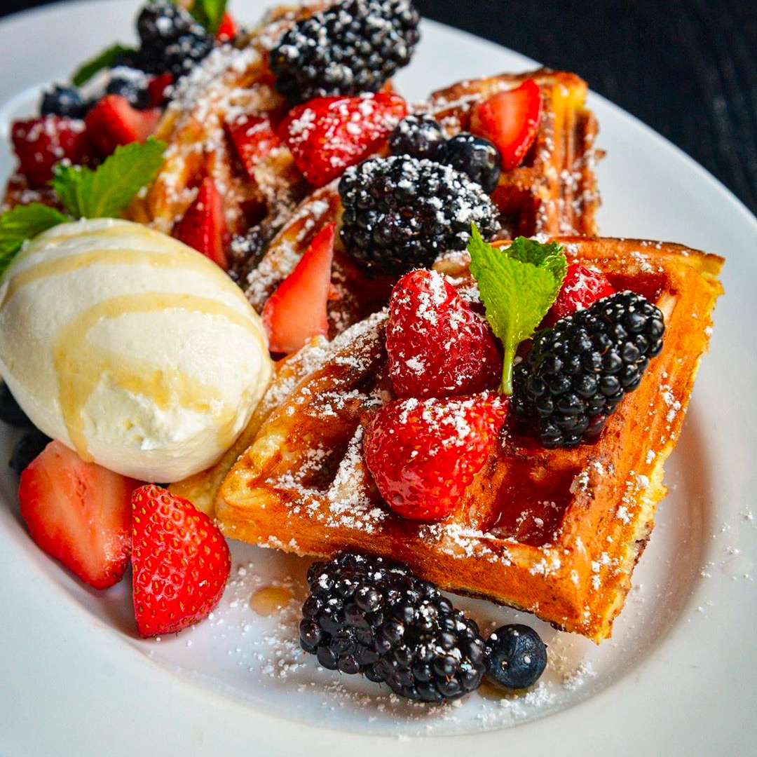 Twenty Eight Brunch Waffles