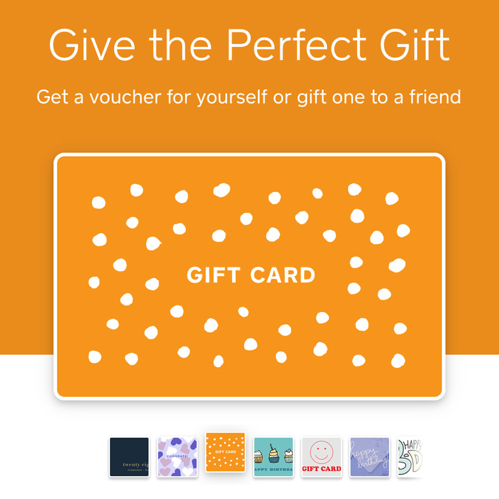 Twenty Eight Gift card