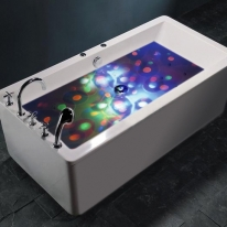 Bathtub Disco Lightshow