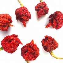 Insanely-Hot Dried Scorpion Peppers