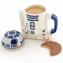 Clearance: R2D2 Mug With Lid