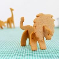 Safari Animal Cookie Cutters