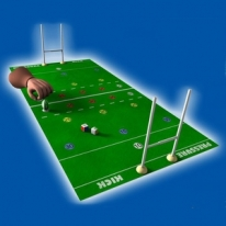 Tabletop Rugby Game