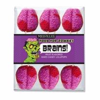 Bloody Brain Lollipop 6-Pack