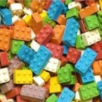 Candy LEGO Bricks
