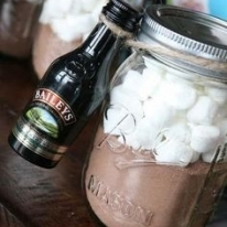 DIY Gift Idea - Hot Chocolate for Grown Ups