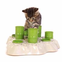 Interactive Cat Food Bowl