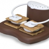Progressive International GMMC-68 Microwavable S'Mores Maker: Home & Kitchen