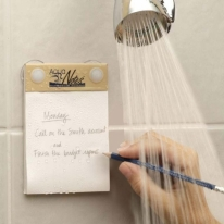 Aqua Notes - Waterproof Notepad