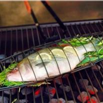 Grilling Basket for Fish