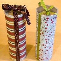 Pringles Containers for Cookie gifts