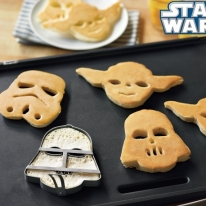Star Wars™ Heroes & Villains Pancake Molds