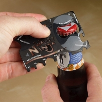 Wallet Ninja 16-in-1 Pocket Multi-Tool