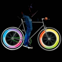 Bike Wheel Mood Lights