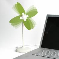 Cool USB Desktop Windmill Fan