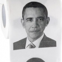 Obama Toilet Paper