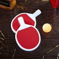 Ping Pong Flask