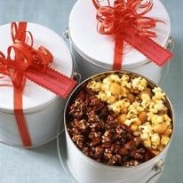 Popcorn Tins Gift Ideas