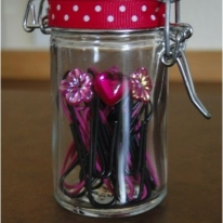 Pretty Paper Clips and Page Markers!