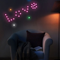 Push Pin LED Night Lights