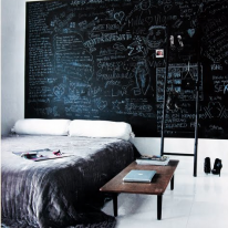 Tintable Chalkboard Wall Paint