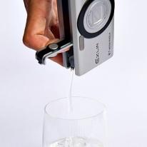 Unique Camera Flask