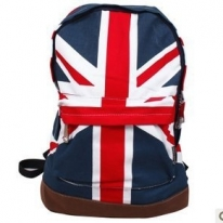 Vintage London Style Backpack