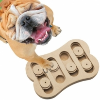 Wood Puzzle for Dogs