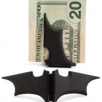 Batman Folding Money Clip