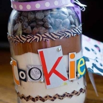 Chocolate Cookie Jar