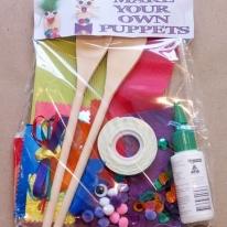 DIY Puppet Making Kit For Kids
