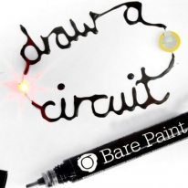 Electrically Conductive Paint Pen
