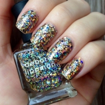 Glitter & Be Gay Nail Polish