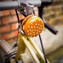 Hamburger Bike Bell