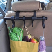 Hook Car Headrest Multi-Hanger