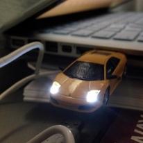 Lamborghini Murcielago Car USB Drive