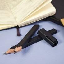 Moleskine Rectangular Black Pencil