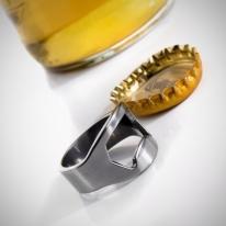 Ring Thing Stainless Steel Bottle Opener