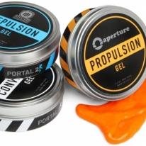 ThinkGeek :: Portal 2 Interactive Gels